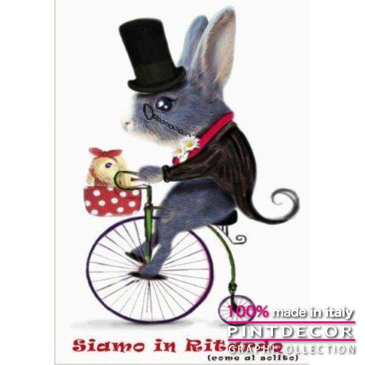 デコレーションパネル PINTDECOR グラフィコレクション SIAMO IN RITARDO G3400 ピントデコール イタリア アートパネル ウォールデコ ペインティング 絵画 リビング インテリア デザイン モダン ホテルライク 新居 イタリア直輸入
