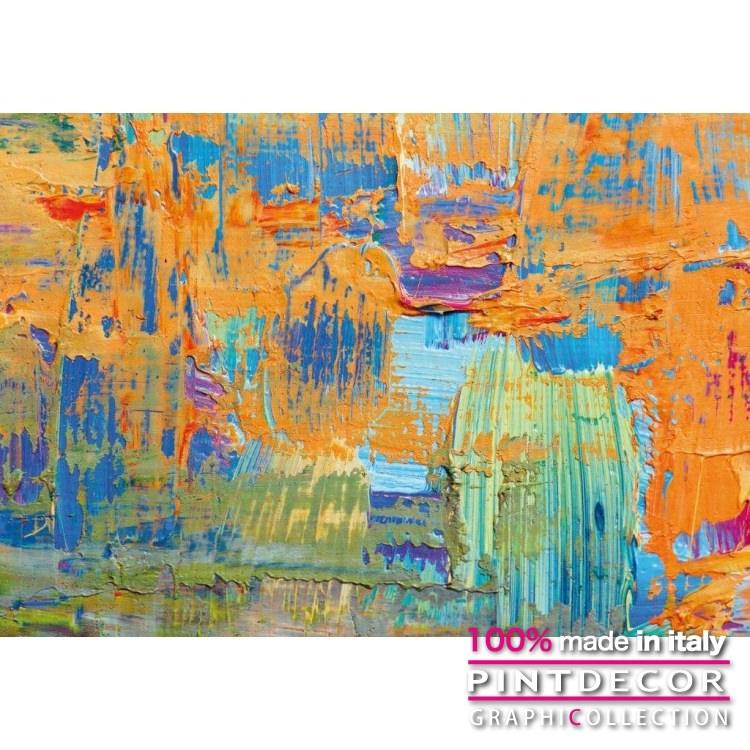 デコレーションパネル PINTDECOR グラフィコレクション ASTRATTO G5666|ピントデコール イタリア アートパネル ウォールデコ ペインティング 絵画 リビング インテリア デザイン モダン ホテルライク 新居 イタリア直輸入