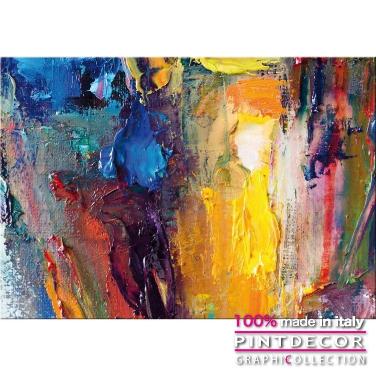 デコレーションパネル PINTDECOR グラフィコレクション MATERICO G5674|ピントデコール イタリア アートパネル ウォールデコ ペインティング 絵画 リビング インテリア デザイン モダン ホテルライク 新居 イタリア直輸入
