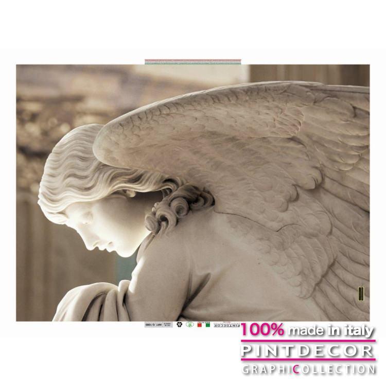デコレーションパネル PINTDECOR グラフィコレクション ANGEL G6102|ピントデコール イタリア アートパネル ウォールデコ ペインティング 絵画 リビング インテリア デザイン モダン ホテルライク 新居 イタリア直輸入