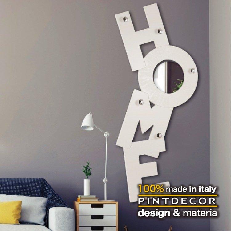 ハンガーラック|PINTDECOR HOME BIANCO P4818 ピントデコール イタリア モダンアート リビング ダイナミック デコラティブ ミックステクスチャー 立体 ハンドメイド オブジェ ホテルライク 新居