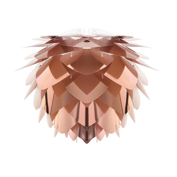 1灯 ペンダントライト Silvia mini copper|UMAGE ウメイ シルヴィア ミニ コパー 照明 北欧 デンマーク ブランド ペンダントランプ シャンデリア シーリング デザイナーズ リビング ダイニング 寝室 おしゃれ モダン デザイン インテリア [※旧VITA]