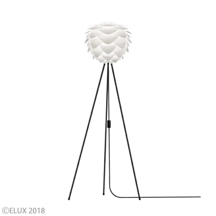 フロアライト Silvia mini Tripod|UMAGE ウメイ シルヴィア ミニ 照明 北欧 デンマーク ブランド フロアランプ 間接照明 デザイナーズ リビング ダイニング 寝室 おしゃれ モダン デザイン インテリア [※旧VITA]