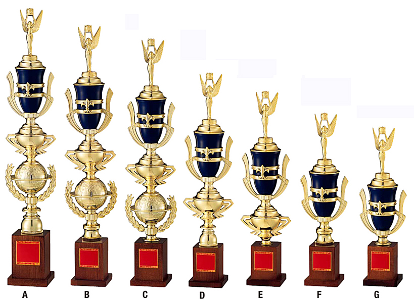 Cheap trophies trophy  A520-E size-405 mm ( trophy / victory Cup / table  tennis / shield / medal / Golf / darts / volleyball / karaoke / croquet /