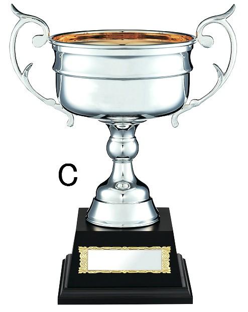 優勝カップ【送料無料・文字彫刻無料】 大きな真鍮製 M-JC1240-Cサイズ●高さ400mm