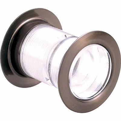 トイレや個室のドアに取り付ける明り取り ベスト 566 ブロンズ 至高 明り取り 高品質新品 0160-111