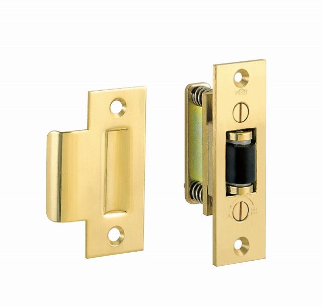 扉を締め切る金具 ベスト 534 黄銅磨き ソフト 2020 新登場 #534-2