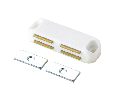 扉を固定する金具 ベスト マグネットキャッチ MC-05 爆安プライス 販売期間 限定のお得なタイムセール #MC05-1 白