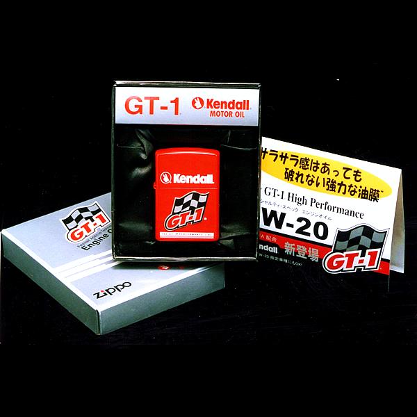 ZIPPO 2002年製造 ケンドール GT-1 モーターオイル Engine Oils ジッポー