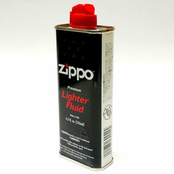 ZIPPO オイル ライター燃料 普通缶 日時指定 133ml ジッポー NEW売り切れる前に☆ ♯3141J