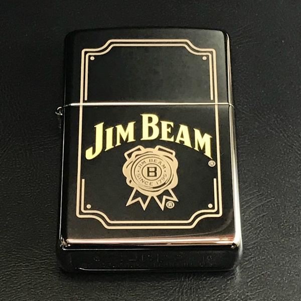 ZIPPO JIMBEAM ジムビーム ブラックアイス 29770 ジッポー