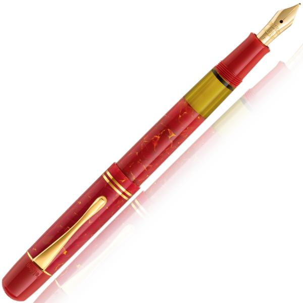 Pelikan ペリカン 特別生産品 M101N Bright Red(ブライトレッド)