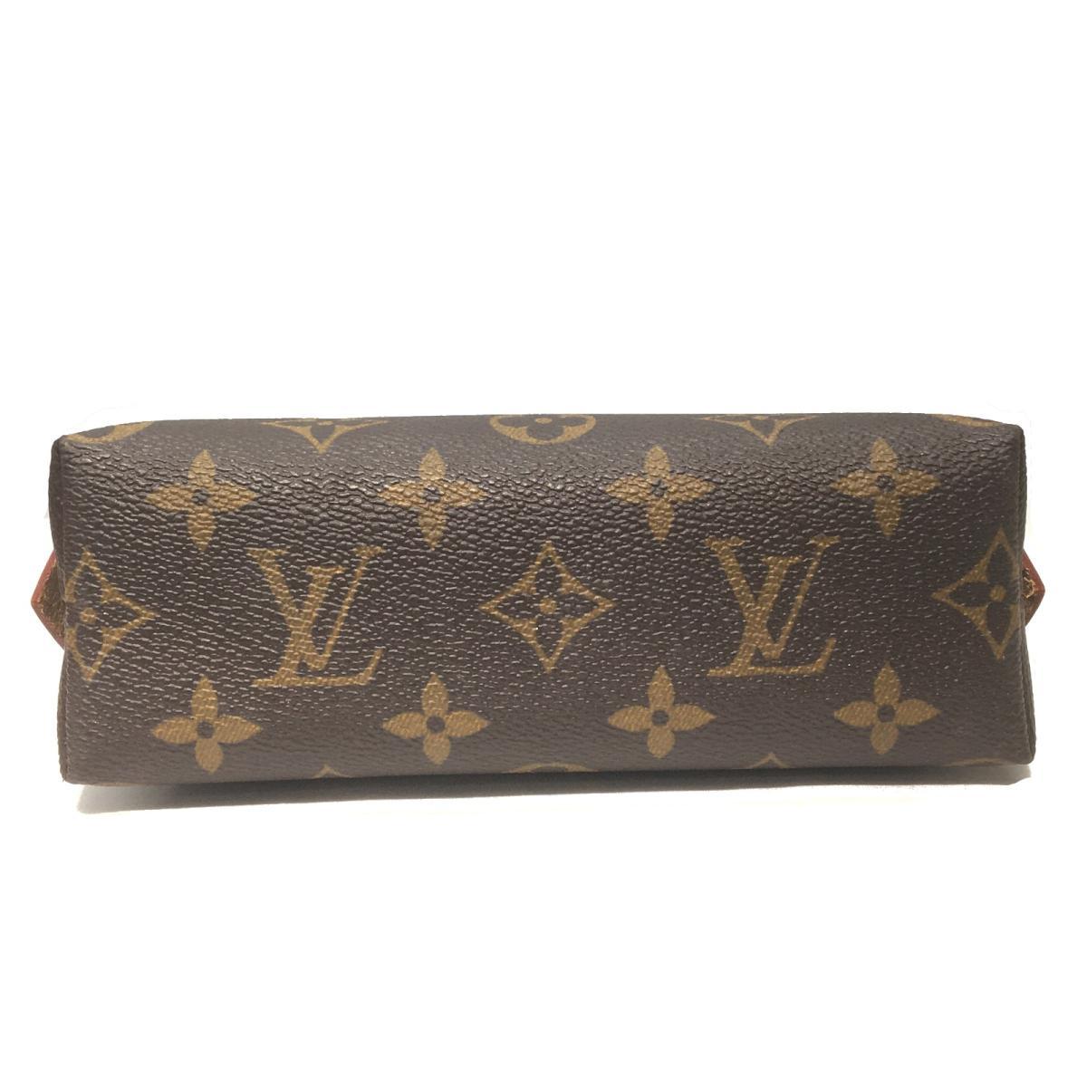 特価商品 LOUIS VUITTON ルイ・ヴィトンポシェット・コスメティック化粧ポーチ ポーチ モノグラム モノグラムランクAM47515 ルイヴィトン29WHEYDI