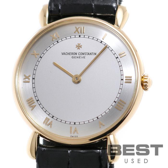 品質一番の 【早い者勝ち CONSTANTIN】! 最大3.5万円クーポン配布中】【OH済】ヴァシュロンコンスタンタン【VACHERON S【】 CONSTANTIN メンズ】 ヒストリカル ルネサンス 33084 メンズ シルバー K18イエローゴールド 腕時計 時計 HISTORICAL RENAISSANCE S【】, DOORS STORE:b3d16abb --- baecker-innung-westfalen-sued.de