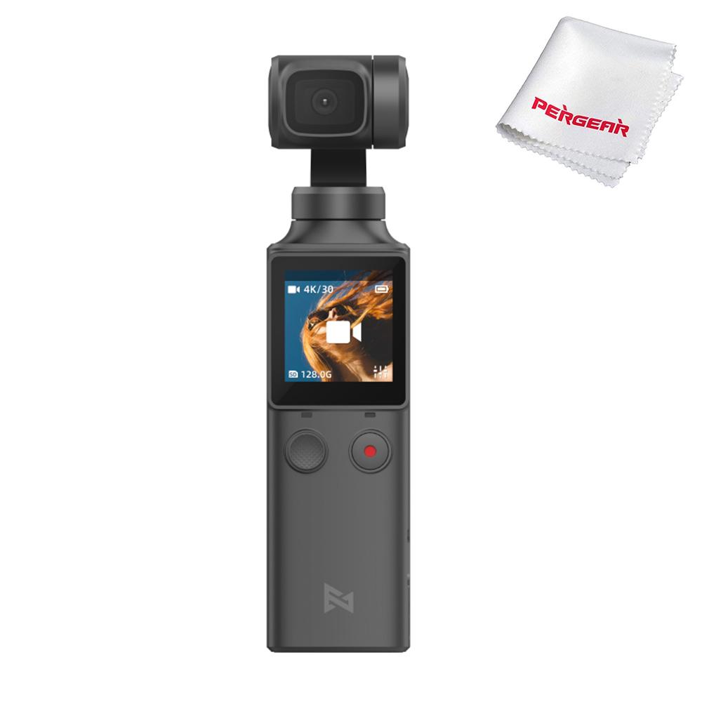 【人気商品&新品】XiaoMi MI新型 FIMI PALM 3軸ジンバルカメラ 4Kビデオカメラ ポケットスタビライザー 128°超広角防振撮影 スマートトラック 8倍スローモーション 内蔵Wi-Fi Bluetoothリモートコントロール(Xiaomiエコシステム製品)