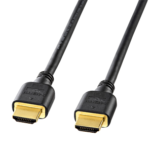 1.5mハイスピードHDMIケーブル新規格HEC HDMIイーサネット 新作多数 対応 新色追加して再販 4K2K 3D 新規格HEC イーサネット対応ケーブル サンワサプライ 1.5mハイスピードHDMIケーブル KM-HD20-15H