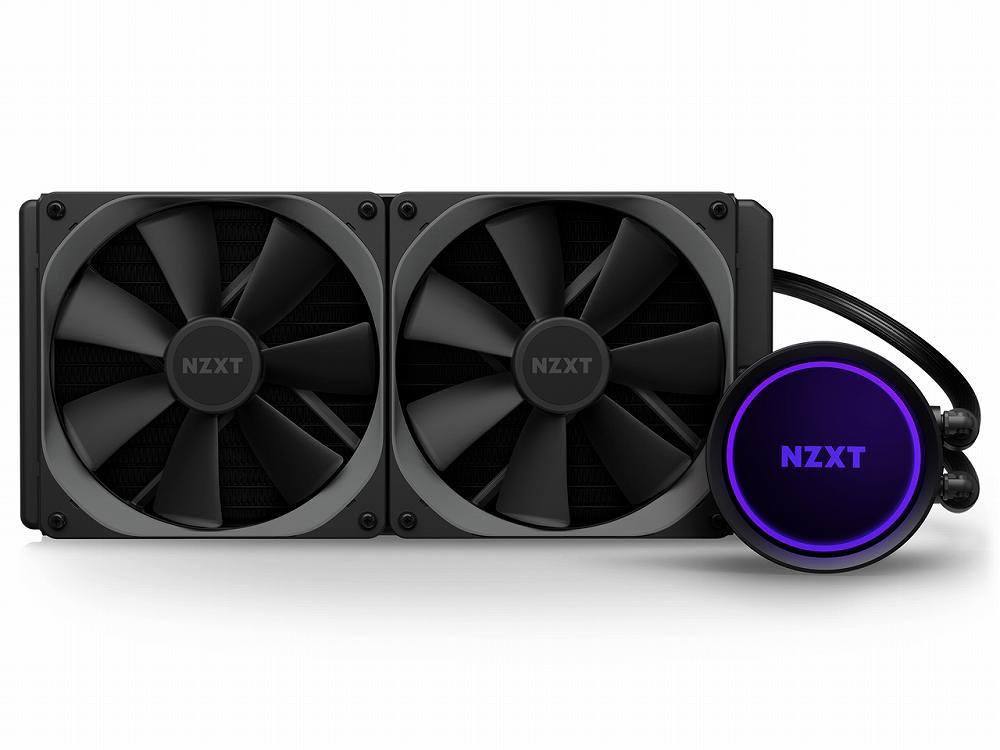 ◆新製品【NZXT】RL-KRX63-01