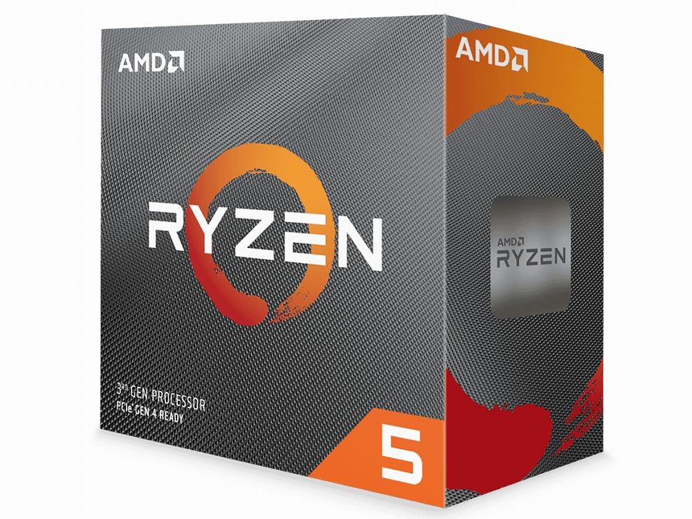 ◇在庫のみ特価です。AM4【AMD】Ryzen 5 3500 with Wraith Stealth cooler 100-100000050BOX