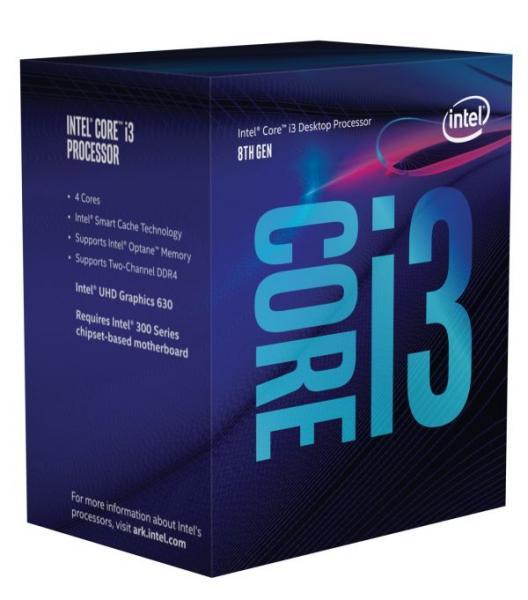 ◆2個目以上の場合の売価!【Intel】Core i3-8100 Box 3.6GHz (2個以上の場合)