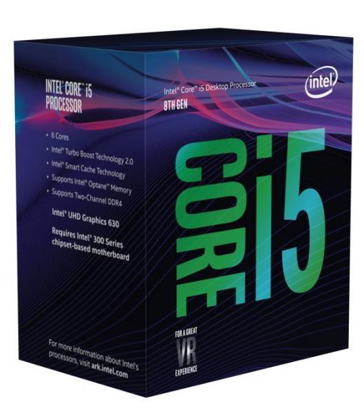 ◆お一人様1個の限定価格となります i5-8400。【Intel BX80684I58400】Core i5-8400 2.8GHz Box 2.8GHz BX80684I58400, 介護食のさいわい便:af52033c --- data.gd.no