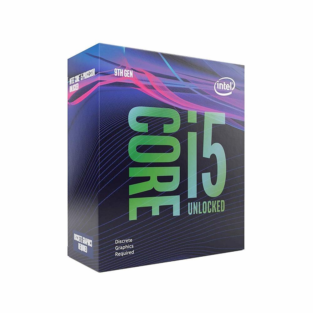 ◆在庫僅か!お一人様1個の限定価格となります。【Intel】Corei5-9600KF Box BX80684I59600KF