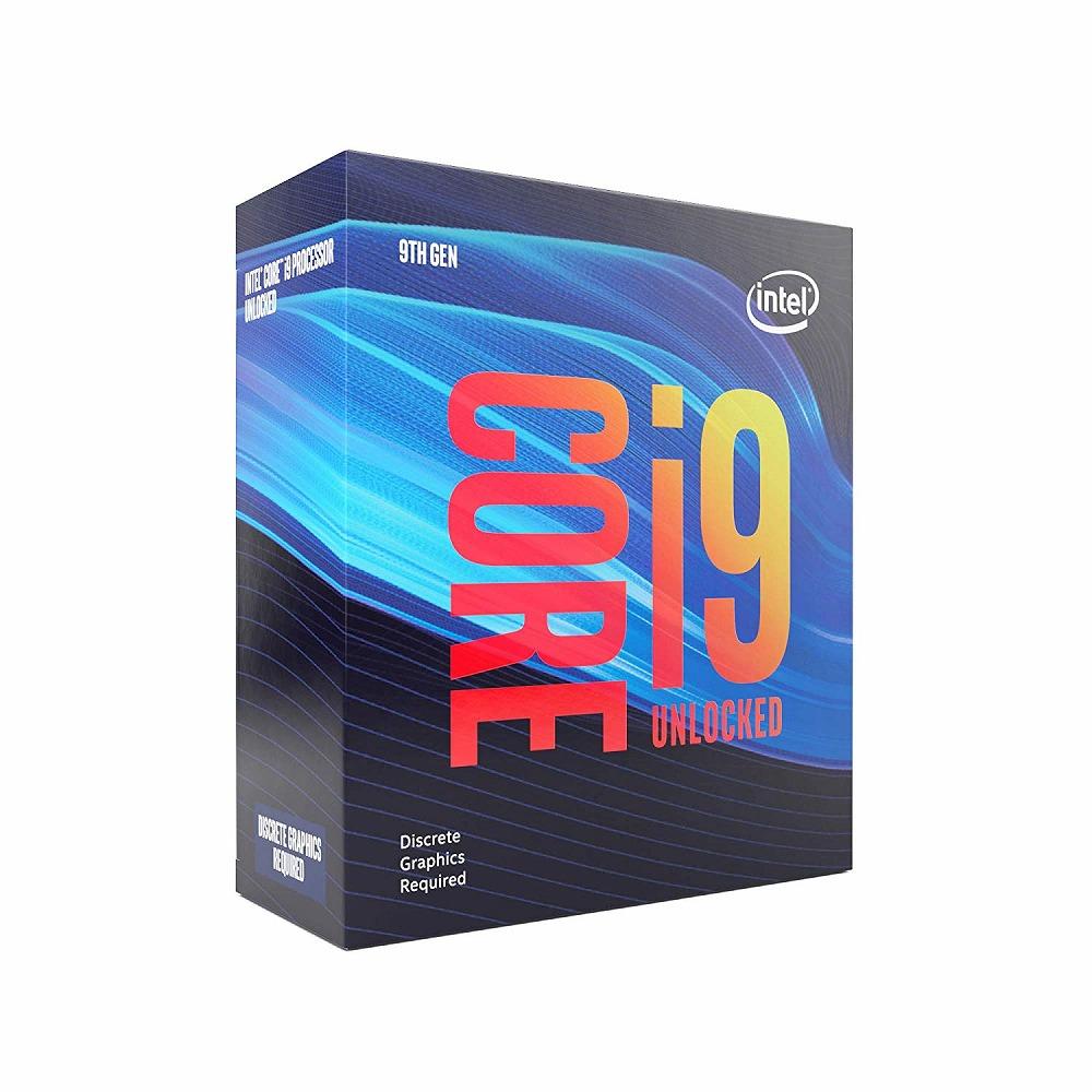 ◆在庫僅か!お一人様1個の限定価格となります。【Intel】Corei9-9900KF Box BX80684I99900KF