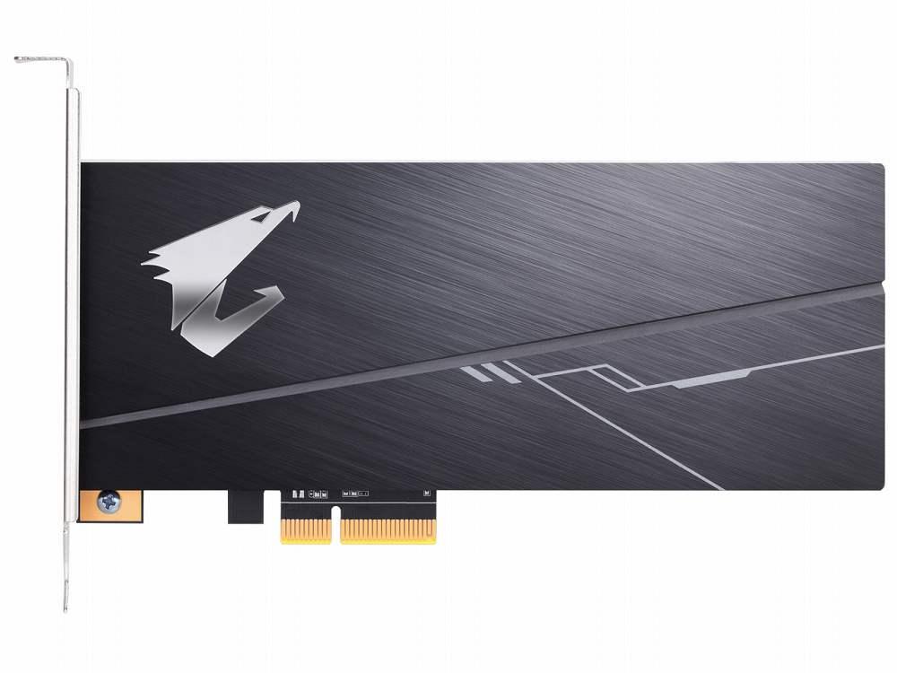 ◆○在庫のみ特価!PCI-Express Card/RGB FUSION2.0採用マザーで光り方の調整可能【Gigabyte】GP-ASACNE2100TTTDR