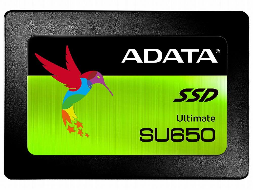◆○在庫限り終了!で、新パッケージに変更です。【ADATA】ASU650SS-960GT-C
