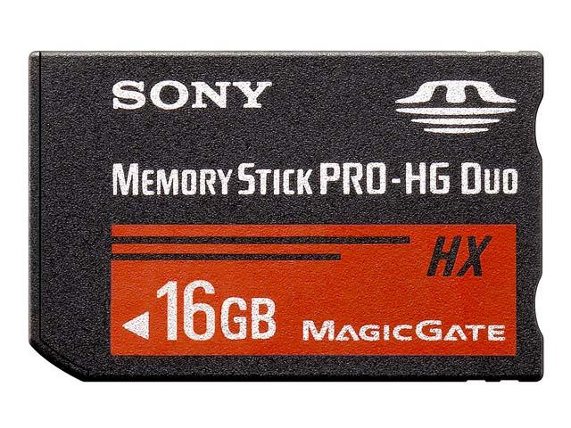 ◆△品薄!!在庫のみ特価!(海外パッケージ)【SONY】MS-HX16G /T1(or T2)   ( or MS-HX16B [16GB] )