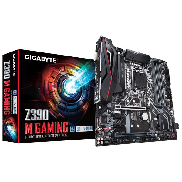 ◆在庫限り終了!【Gigabyte】Z390 M GAMING