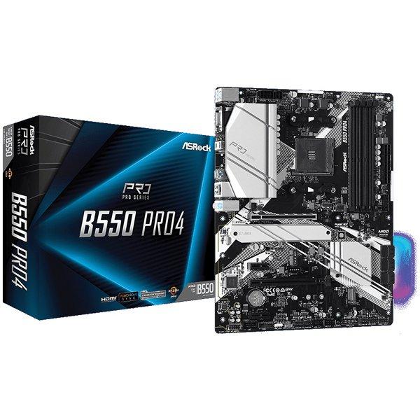 ASRock B550 おすすめ SEAL限定商品 Pro4