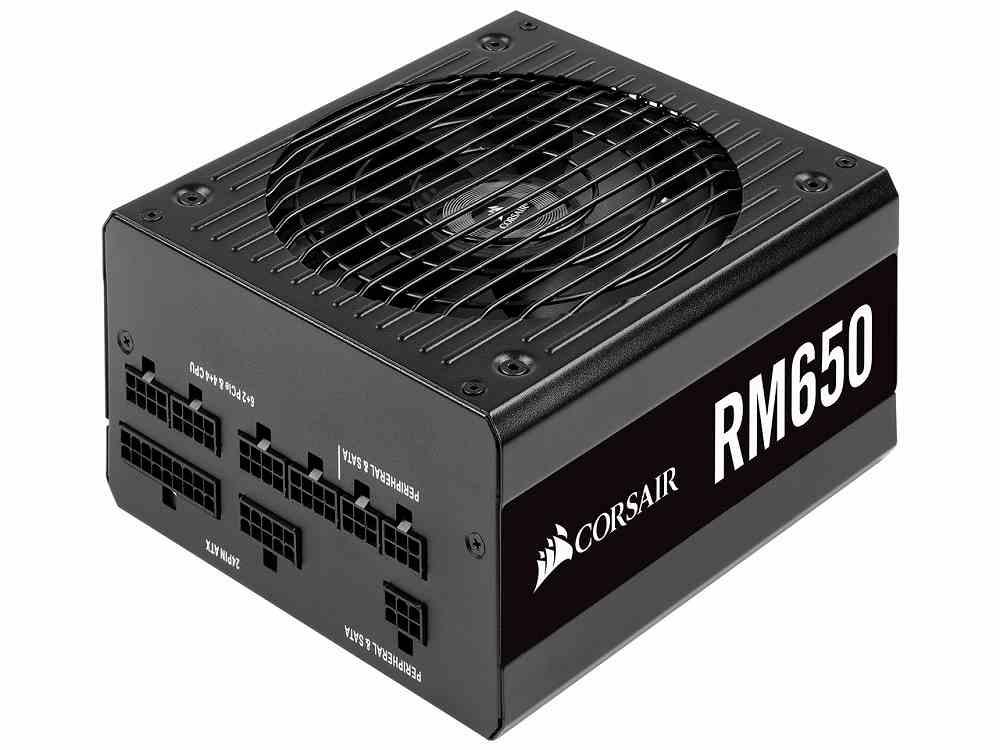CORSAIR RM650 期間限定特別価格 CP-9020194-JP 公式通販