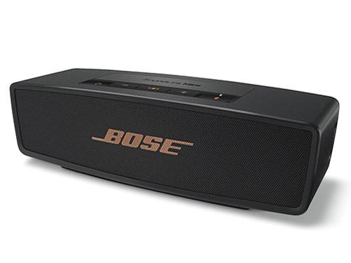 ◇在庫特価無くなり次第終了!!Bluetoothスピーカー【BOSE】SoundLink Mini Bluetooth speaker II Limited Edition [ブラック/カッパー]