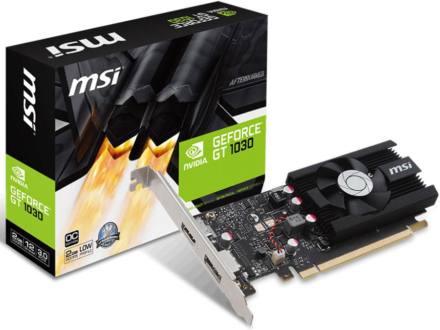 ◆取寄せ!PCI-E【MSI】GeForce GT 1030 2G LP OC