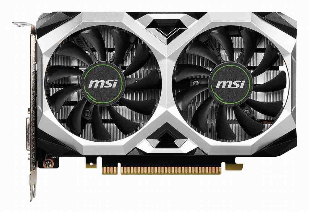 PCI-E 保障 MSI GeForce GTX 希望者のみラッピング無料 1650 VENTUS OCV1 D6 XS