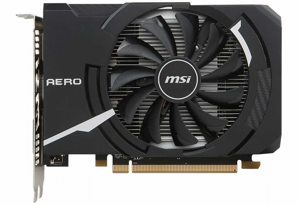 PCI-E 安売り MSI Radeon RX 550 4G J AERO ITX OC 配送員設置送料無料