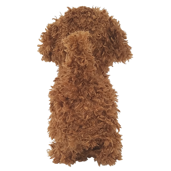 Walking Sweet Puppy   Toy Poodle