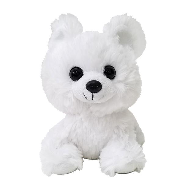 Bestever Rakuten Ichiba Store Premium Puppy White Pomeranian Plush