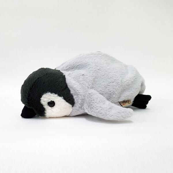 ペンギンのペンケース|ワイルドアニマル ペンケース ペンギン【動物ペンケース ぬいぐるみ かわいい 筆箱 小学生 高校生 女子 ファスナー】【ラッピング無料対応可】