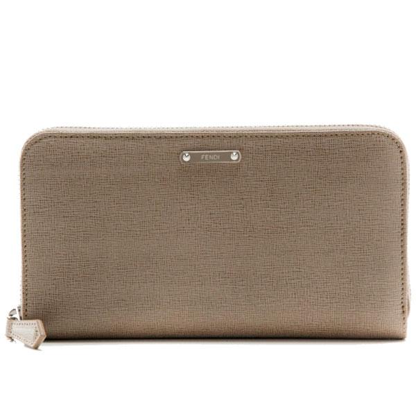Fendi Zipper Wallet