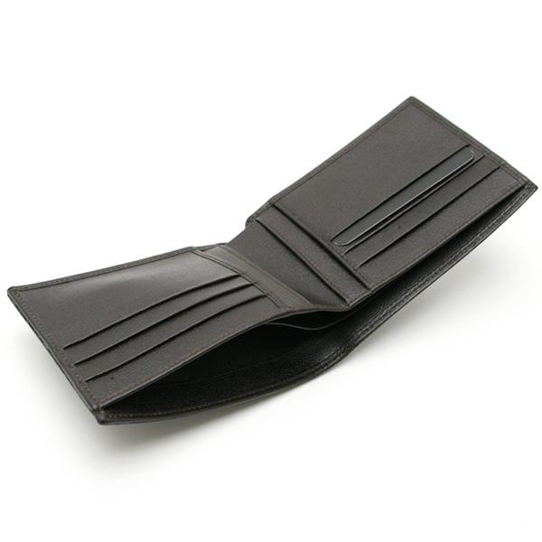 DOLCE &GABBANA Dolce & Gabbana 2 fold wallet MORO (モロブラウン) BP0437 A1095 80048