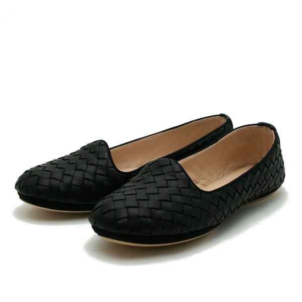 Bottega VenetaLeather Flats dXj24yhoo