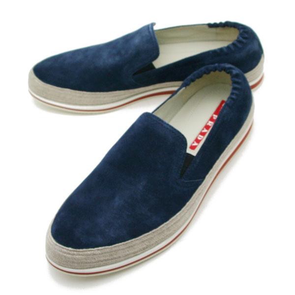 Prada slip-on loafers sale finishline mD2m3wjfwX