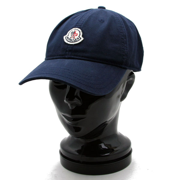 b68ac067e84 ... best price sale sale monk rail moncler cotton cap hat navy 0020900  02447 752. dba06