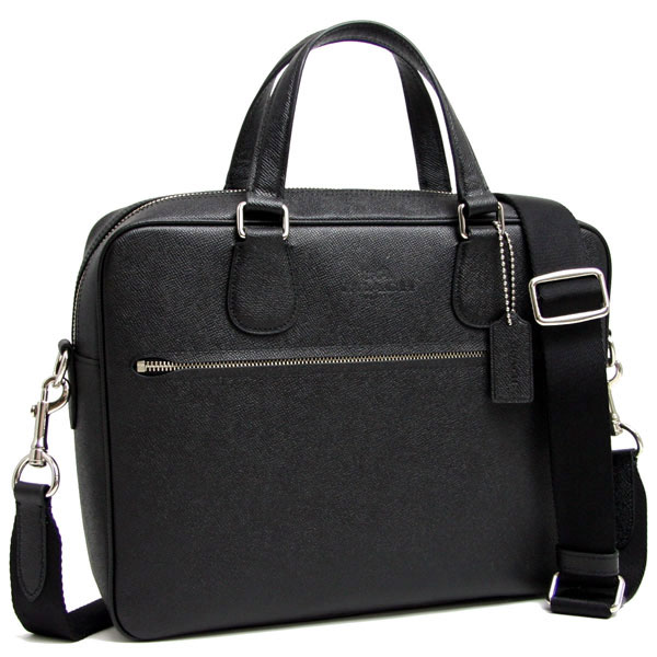 Point 5 X Coaches Coach 2way Briefcases And Business Bags 71637 Sv Black