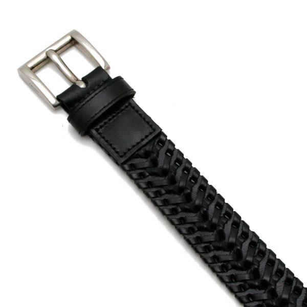 -Decrease-Prada PRADA mens leather belt NERO (black) 2C5952 2 A7P 002