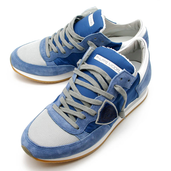 low-top sneakers - Blue Philippe Model