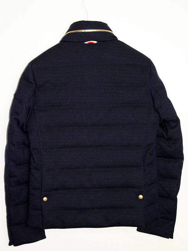 moncler gamme bleu vest