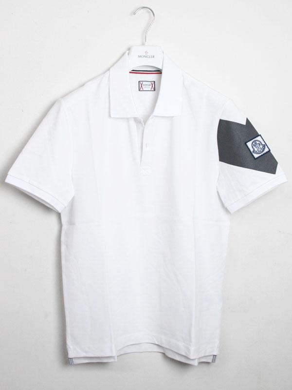 Details about moncler gamme bleu polo shirt size Large
