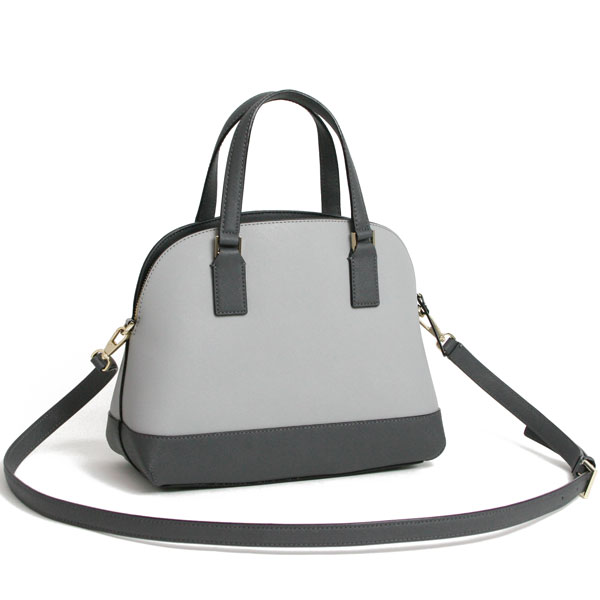 Kate Spade 2way Handbag Steel Grey Multi Gray Pxru8262 038